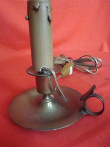bougeoir rat de cave 19e mont en lampe. Black Bedroom Furniture Sets. Home Design Ideas