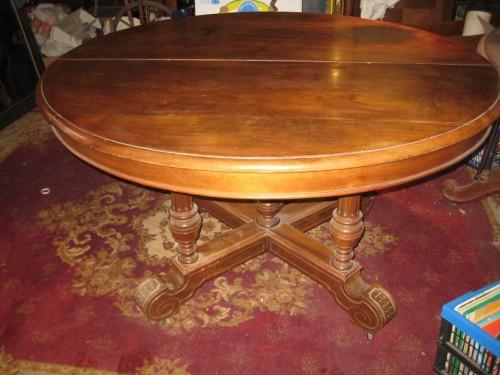 Magnifique TABLE OVALE étirable