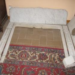 Belle CHEMINÉE NAPOLÉON III,marbre