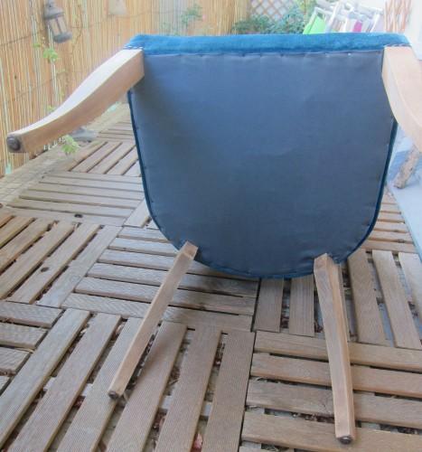 fauteuils bridge ann es 50. Black Bedroom Furniture Sets. Home Design Ideas