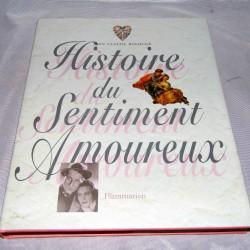 Livre Histoire du sentiment amoureux JC BOLOGNE