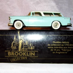 BROOKLIN CHEVROLET NOMAD ESTATE BRK 26 1955 VOITURE COLLECTION