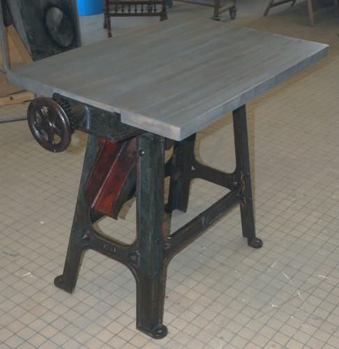 Table ou bureau for Ameublement de bureau denis