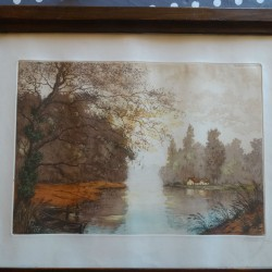 CEMBRIER LITHOGRAPHIE LITHO