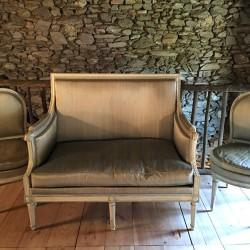 Salon de style Louis XVI
