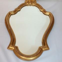 miroir-bois-dore-syle-louis-16-devant