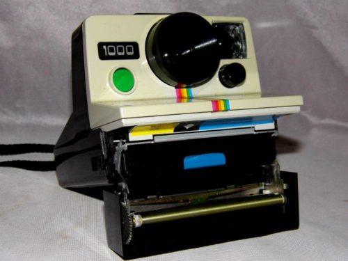 polaroid 1000 polaroid land camera sx 70 appareil photo vintage. Black Bedroom Furniture Sets. Home Design Ideas