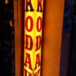 enseigne kodak