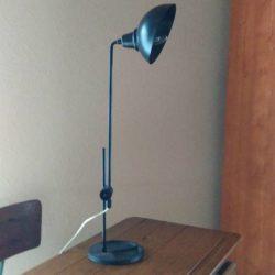 lampe de bureau dans le gout de la lampe funiculi