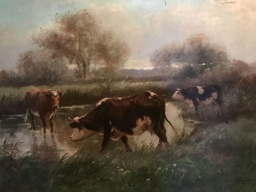 Aymar Alexandre PEZANT (1846-1916)