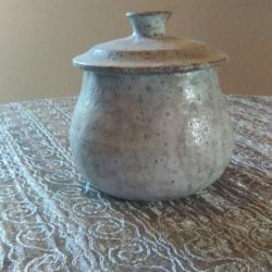 Pot en céramique par Kostanda, années 1960
