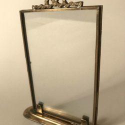 Ancien porte-photo de style Louis XVI