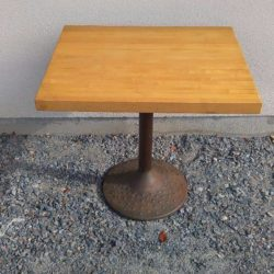 table Charlotte Perriand années 60
