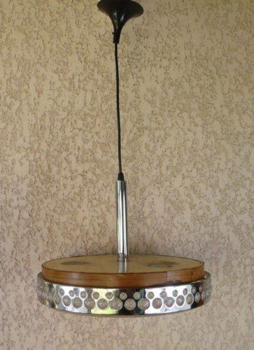 suspension ann es 60 70. Black Bedroom Furniture Sets. Home Design Ideas