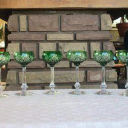 verres couleurs saint louis