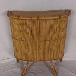 Bar bambou vintage