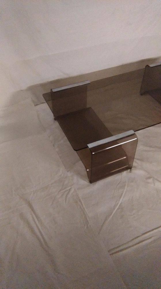 table basse dumas ann es 70 les brocanteurs. Black Bedroom Furniture Sets. Home Design Ideas