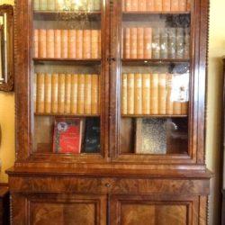 bibliothèque restauration