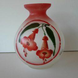 Vase art déco signé Adat