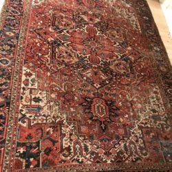 Grand tapis Persan Heriz 280 x 390 cm