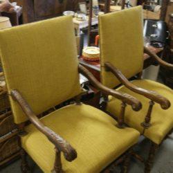 fauteuils monastere