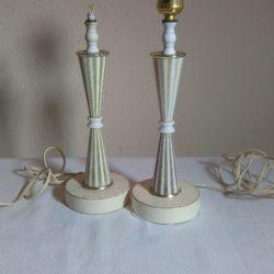 lampes diabolo vintage et design