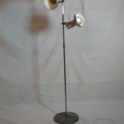 lampadaire seventies vintage