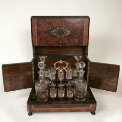 cave à liqueur Napoléon III