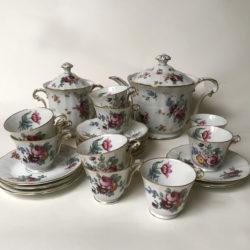 service porcelaine Limoges Bernardaud