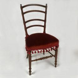 Chaise de chambre ou chaise légère Napoléon III