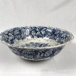 Creil & Montereau, motif Flora