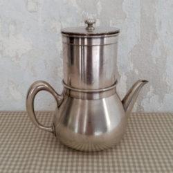 Cafetière en métal argenté Christofle