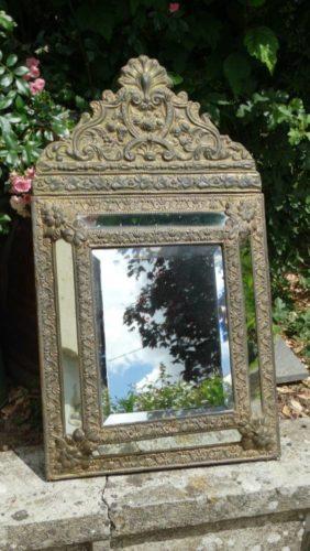 Miroir napoléon 3 d époque