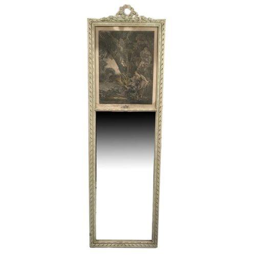 trumeau Louis XVI miroir