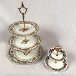 serviteurs muets porcelaine
