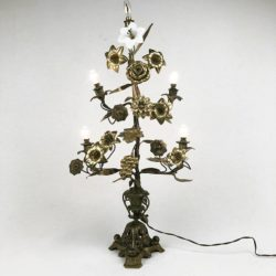 chandelier d'église