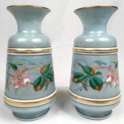 Paire de grands vases Napoléon III