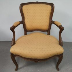 fauteuil louis quinze